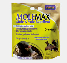 New! Bondie Molemax Deep Animal Repellent For Moles Gophers Voles 10 lb. 692150