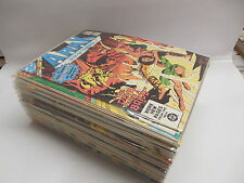 Arak Son Of Thunder DC Comic Books Near Complete Run High Grade