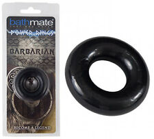 Anneau noir Barbarian large - cockring - sextoy