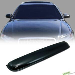 980MM Smoke Sun/Moon Roof Window Sunroof Visor Vent Wind Deflector Fits Chrysler