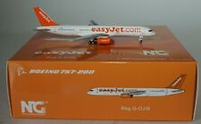 NG Model 53059 Boeing 757-23A Easyjet G-OJIB in 1:400 scale