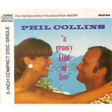 """MAXI CD Phil COLLINS A groovy kind ... ++ RARE 1988 ++ 3"""" CD WITH ADAPTOR"""