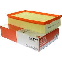 Original MAHLE / KNECHT LX 3502 Luftfilter Filter Air