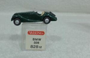 WIKING 82812 BMW 328 zeer realistisch Schaal HO 1/87 nieuwe staat