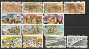 South West Africa 1976 year set complete unhinged mint