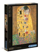 Puzzle Clementoni 1000 pezzi Museum Collection Il bacio di Gustav Klimt