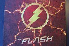 THE FLASH LOGO ! CW DC Comics !! Anti slip COMPUTER MOUSE PAD 9 X 7inch