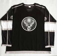 Jagermeister #56 Long Sleeve Hockey Style Jersey Size XL