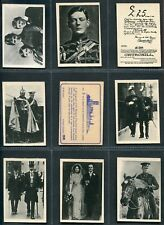 "A & BC GUM 1955 ""WINSTON CHURCHILL CARDS"" TRADE CARDS - PICK YOUR CARD"