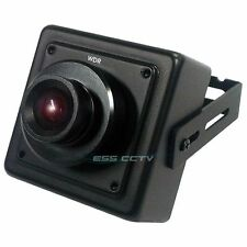 KT&C KPC-EW38NUB Mini Square Camera, 750 TVL 960H, Double Scan WDR, Day/Night