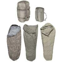 Improved Modular Sleeping Bag System 5 Piece, ACU, Used