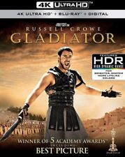 Gladiator [New 4K Uhd Blu-ray] With Blu-Ray, 4K Mastering, Ac-3/Dolby Digital,