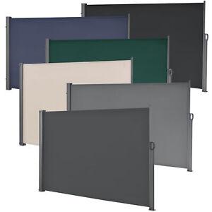 Seitenmarkise Sichtschutz Seitenwand 160/180x300 Markise Sonnenschutz Windschutz
