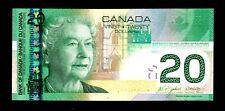 Bank of Canada 2004 $20 GEM UNC
