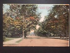 Antique POSTCARD c1907-20 Farmington Avenue HARTFORD, CT Connecticut (20300)