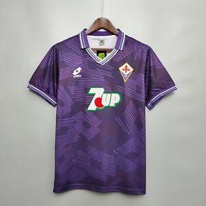 1992/93 Fiorentina Home Shirt