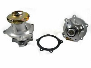 Water Pump For Canyon Rainier Colorado Trailblazer Envoy H3 H3T Ascender PC64V1