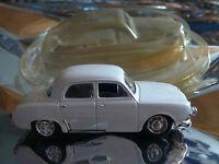 Réédition des jouets SOLIDO RENAULT DAUPHINE  DES EDITIONS HACHETTE Portugal