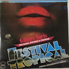 GUNTER NORIS BIG BAND, STRINGS & CHORUS –FESTIVAL TROPICAL- SEALED MEXICAN LP