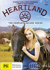 Heartland The Complete Season Series 2 DVD R4 New Heart Land