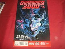 GUARDIANS 3000 #1  Marvel Comics 2015  NM