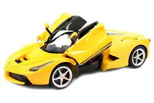 1:14 Ferrari LaFerrari RC Car Electric Speed Racing Remote Control 4CH Yellow