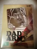 DAD'S ARMY - 2 EARLY BBC EPISODES (1969) RARE Australian Time Life Issue on DVD!