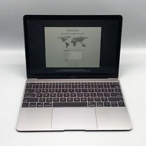 "MacBook 12"" Early 2015 - 256GB SSD | 8GB | 1.1GHZ i5 - Good"