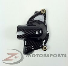Ducati S4R S4RS Water Pump Waterpump Side Cover Panel Trim 100% Carbon Fiber