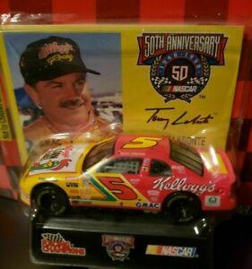 1998 Racing Champions 1:64 NASCAR Terry Labonte Corn Flakes Monte Carlo #5 NEW