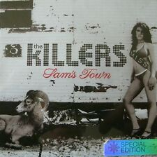 The Killers - Sam's Town   SPECIAL EDITION     (CD) . FREE UK P+P .............