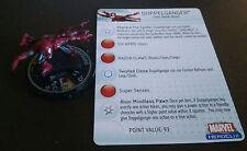 Doppelganger #062 SR Web of Spider-Man Heroclix with card super rare