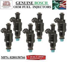 Mazda Navajo -year 1992- 4.0L V6 Reman (6x) OEM Bosch #0280150766 Fuel Injectors