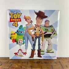 2020 Disney Pixar Toy Story 4 Wall Calendar (Ddw2902820)