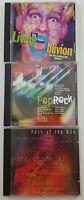 80s Rock CD Bundle Titles SEE DESCRIPTION FOR TITLES