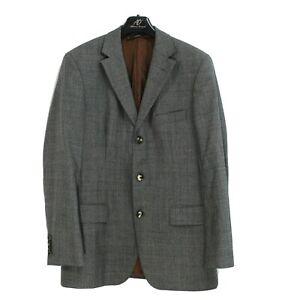 HUGO BOSS Rossellini/Movie Super 120 Men'S Blazer Jacket Size S IT46 UK36