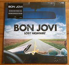 "Bon Jovi - Lost Highway  12""  Vinyl Sealed"