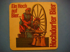 Beer Bar Coaster ~*~ FELSENAU Hochdorfer Bier Goldstern ~ Hochdorf, Switzerland