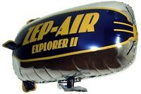 ZEP-AIR Explorer RC Blimp Indoor Zeppelin Helium Party Balloon Electric Airship