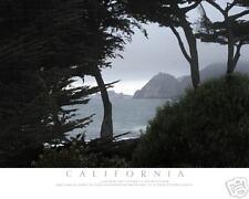 California, Coastline Landscape-Color Fine Art Photo-8x10-COA-SIGNED!