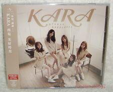 KARA Bye Bye Happy Days 2013 Taiwan Ltd CD+DVD