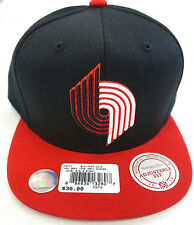 new product 49437 5cb92 NBA Portland Trailblazers Mitchell   Ness Cap Arch Snapback Hat M N OSFA ...