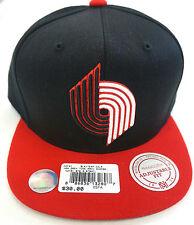 bcca42d895b NBA Portland Trailblazers Mitchell   Ness Cap Arch Snapback Hat M N OSFA ...