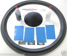 "JBL 2235H from B380 -15"" Single Woofer Foam Speaker Repair Kit - 1 Surround"
