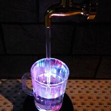 Home Decor LED Magic Faucet Mug Colorato Water Light Floating Fountain Faucet@LQ