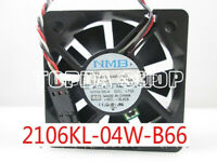 For NMB 2106KL-04W-B39 5015 5cm 50mm DC 12V 0.10A projector cooling fan