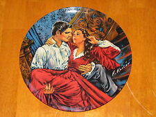 "Bradford Exch. Ltd. Edition Gone With The Wind Plate - The Finale - 10"" - Boxed!"