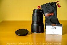 Angenieux DEM 200mm f/2.8 ED canon fd [Perfect set]