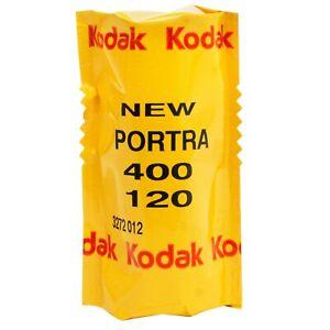 Kodak Portra 400 120 Roll Film Professional