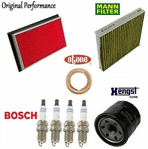 Tune Up KIT Filters Gasket Plugs for Infiniti FX35 V6; 3.5L 2003-2008